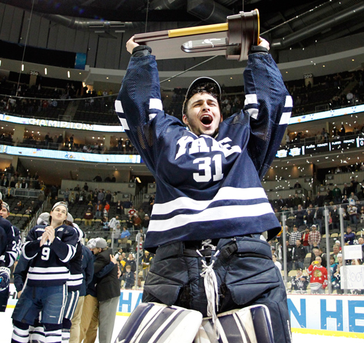 Over the past four years, 33 different programs have made it to the NCAA tournament, and for the fourth time in the past five years there has been a first-time champion, including Yale University in 2013.