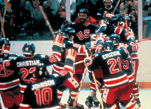 Like the rest of his 1980 U.S. Olympic teammates, Ken Morrow never gets tired of talking about the 'Miracle on Ice,' with hockey players and fans.