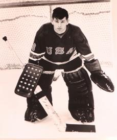 Ron DeGregorio's enthusiasm for the game and commitment to be the best he could be made him a popular addition to the U.S. National Team.