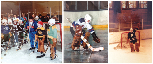 A creator  of the Mini 1-on-1, Ron DeGregorio made a point of putting kids first in everything he did for the game.