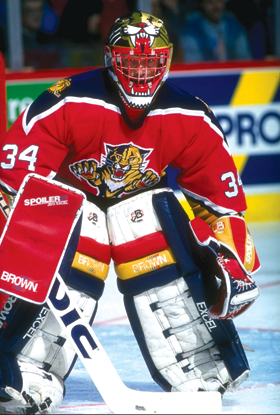 """The Beezer"" was a nickname that John Vanbiesbrouck wore proudly throughout his 19-year NHL career."