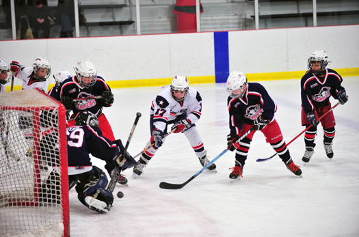 USA Hockey Model Associations like the Orchard Lake (Mich.) United Hockey Association are using The Hockey Intelligym as part of their training routine.