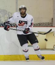Jerry D'Amigo with the 2010 USA U-18 Team