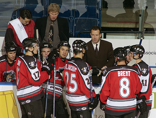 Dineen is currently in his fifth season behind the bench with the Portland Pirates of the American Hockey League.