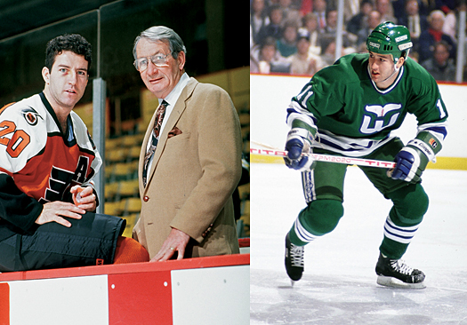 After a stellar NHL career, Kevin Dineen has followed in his father's footsteps as a coach at the professional level.