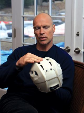 Since retiring in 2004, Mark Messier has remained involved in the game, running hockey schools, developing a new helmet and coaching youth hockey.